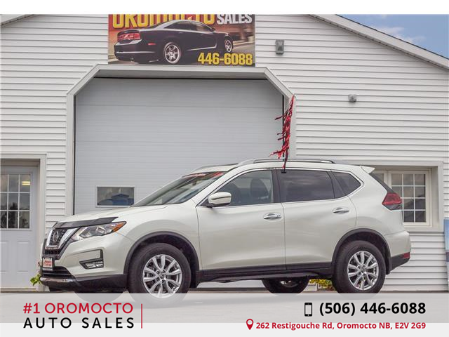 2018 Nissan Rogue SV (Stk: 562) in Oromocto - Image 1 of 10