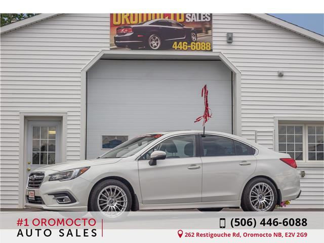 2018 Subaru Legacy 3.6R Limited w/EyeSight Package (Stk: 334) in Oromocto - Image 1 of 17