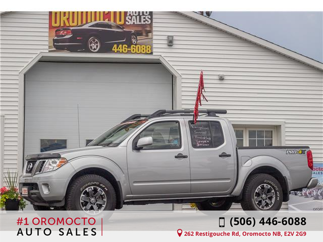2019 Nissan Frontier PRO-4X (Stk: 754) in Oromocto - Image 1 of 25