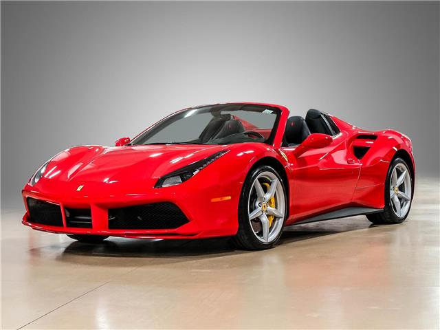 2017 Ferrari 488 Spider Base (Stk: RF586) in Vaughan - Image 1 of 23