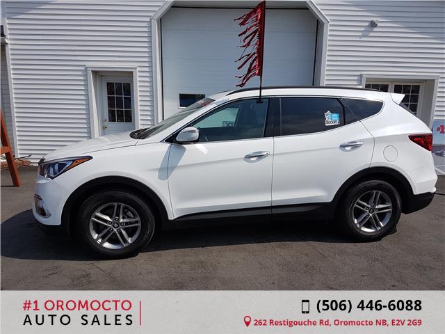 2018 Hyundai Santa Fe Sport 2.4 SE (Stk: 529) in Oromocto - Image 2 of 23