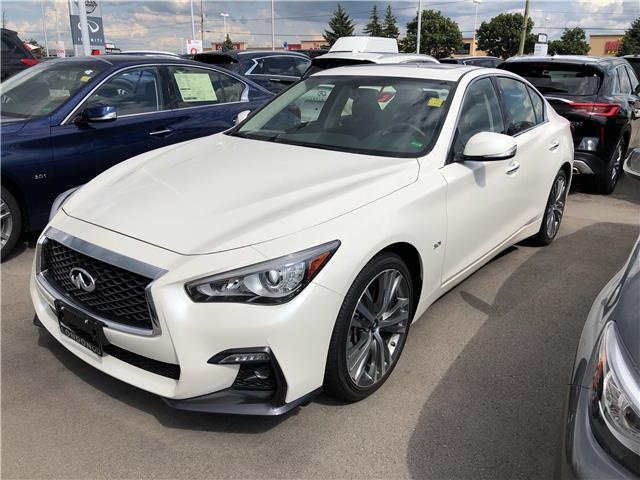 2019 Infiniti Q50 3.0t Signature Edition (Stk: G19006) in London - Image 1 of 5