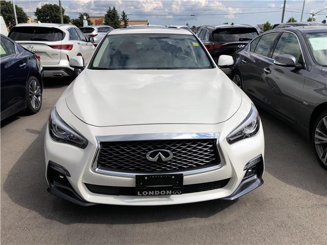 2019 Infiniti Q50 3.0t Signature Edition (Stk: G19006) in London - Image 2 of 5