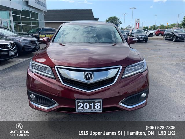 2018 Acura RDX Elite (Stk: 1704301) in Hamilton - Image 2 of 33