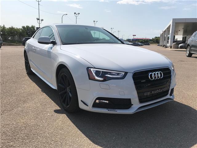 2016 Audi A5 2.0T Progressiv (Stk: 39217A) in Saskatoon - Image 1 of 16