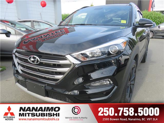 2018 Hyundai Tucson Noir 1.6T (Stk: 9T4231A) in Nanaimo - Image 1 of 10