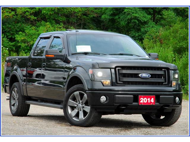2014 Ford F-150 FX4 (Stk: 9S4350AX) in Kitchener - Image 1 of 20