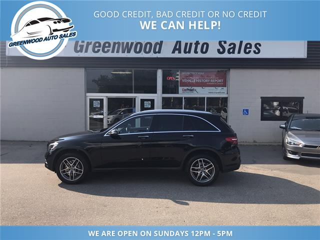 2019 Mercedes-Benz GLC 300 Base (Stk: 19-45154) in Greenwood - Image 1 of 20