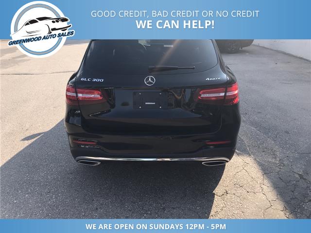 2019 Mercedes-Benz GLC 300 Base (Stk: 19-45154) in Greenwood - Image 7 of 20