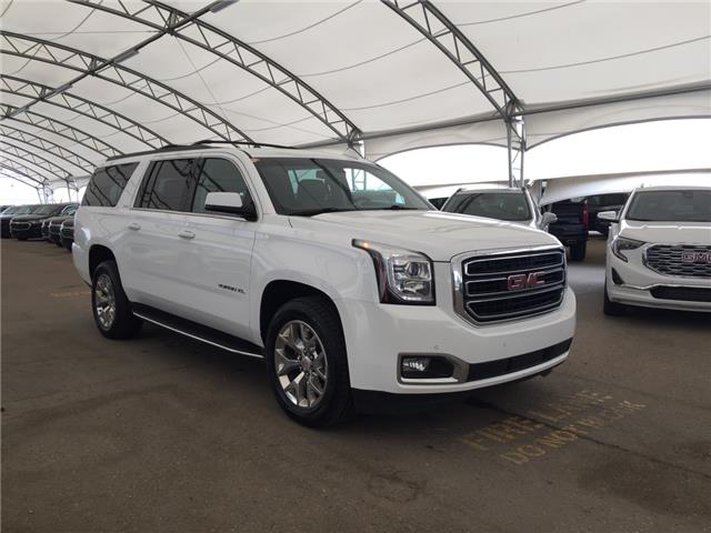 2017 GMC Yukon XL SLE (Stk: 153480) in AIRDRIE - Image 1 of 29