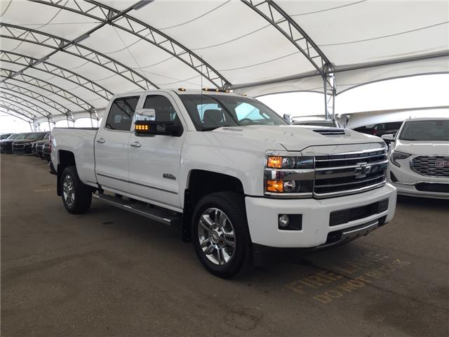 2018 Chevrolet Silverado 2500HD High Country (Stk: 161695) in AIRDRIE - Image 1 of 28