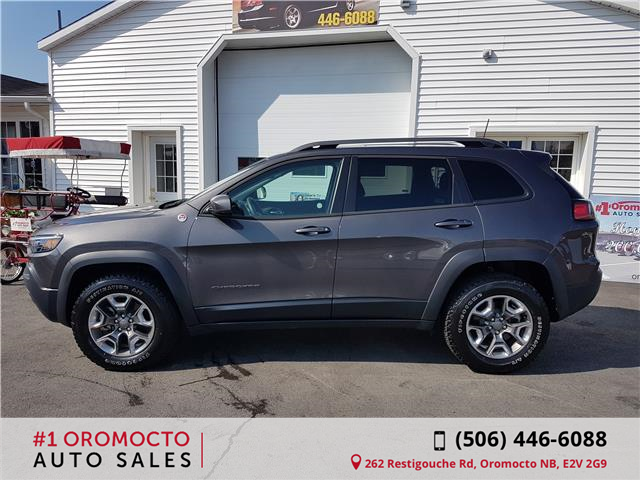 2019 Jeep Cherokee Trailhawk (Stk: 290) in Oromocto - Image 2 of 20