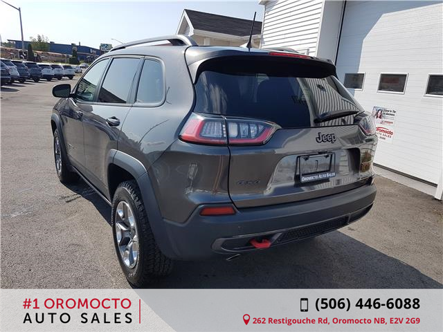 2019 Jeep Cherokee Trailhawk (Stk: 290) in Oromocto - Image 4 of 20