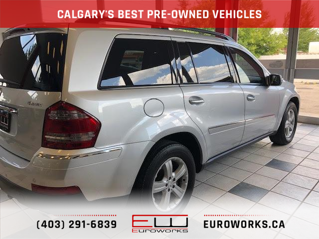 2007 Mercedes-Benz GL-Class Base (Stk: P1201) in Calgary - Image 1 of 17