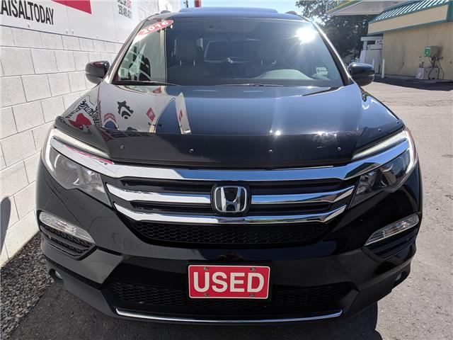 2016 Honda Pilot Touring (Stk: B11668) in North Cranbrook - Image 2 of 16