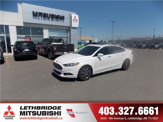 2013 Ford Fusion Titanium (Stk: 9MF03236A) in Lethbridge - Image 1 of 16