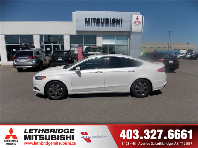 2013 Ford Fusion Titanium (Stk: 9MF03236A) in Lethbridge - Image 2 of 16