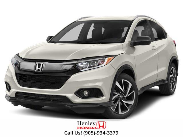2019 Honda HR-V Sport (Stk: H18413) in St. Catharines - Image 1 of 9