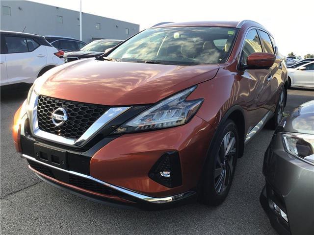 2019 Nissan Murano SL (Stk: A8176) in Hamilton - Image 1 of 4