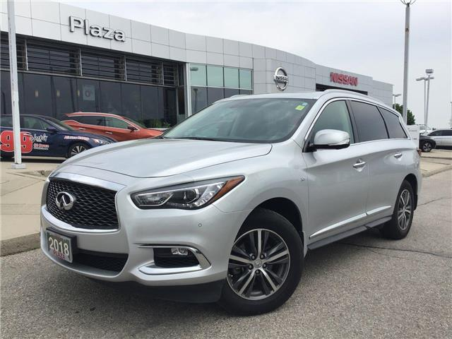 2018 Infiniti QX60 Base (Stk: U1405) in Hamilton - Image 1 of 28