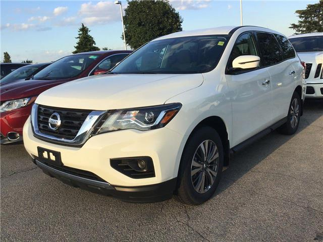 2019 Nissan Pathfinder S (Stk: A8210) in Hamilton - Image 1 of 4