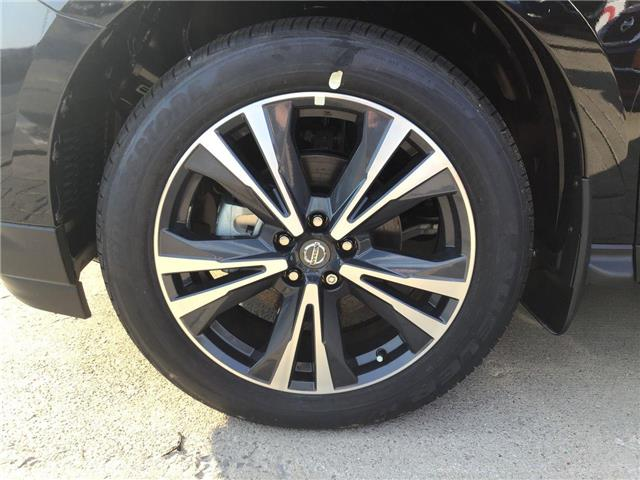2019 Nissan Pathfinder Platinum (Stk: A8062) in Hamilton - Image 2 of 4