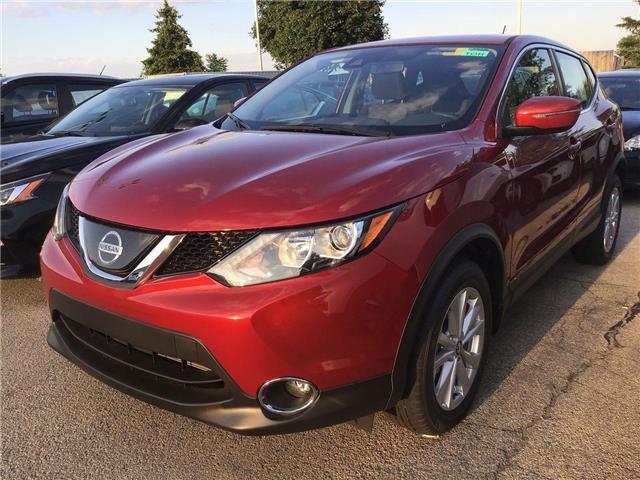 2019 Nissan Qashqai SV (Stk: A8184) in Hamilton - Image 1 of 4