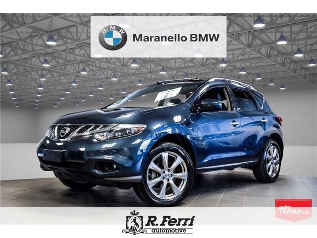 2014 Nissan Murano Platinum (Stk: 26957BB) in Woodbridge - Image 1 of 26