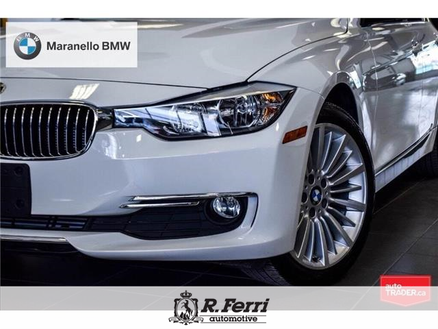 2015 BMW 320i xDrive (Stk: U8653) in Woodbridge - Image 2 of 24