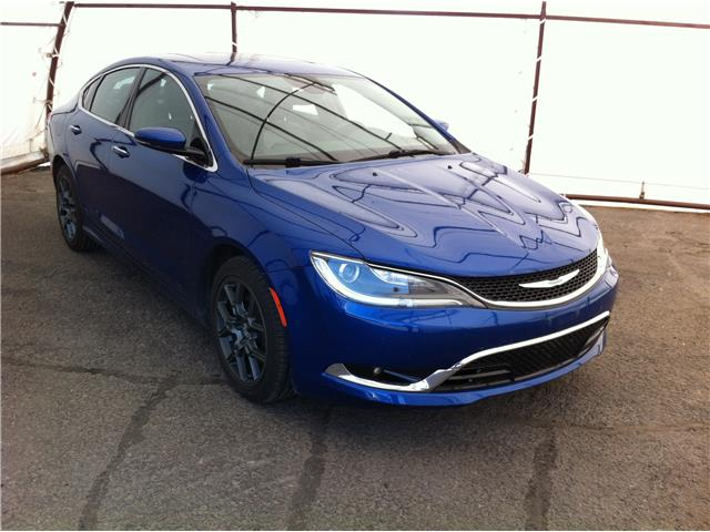 2016 Chrysler 200 C (Stk: A8414B) in Ottawa - Image 1 of 18