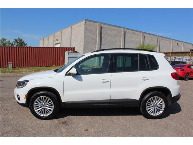 2016 Volkswagen Tiguan Comfortline (Stk: P1700) in Regina - Image 2 of 22