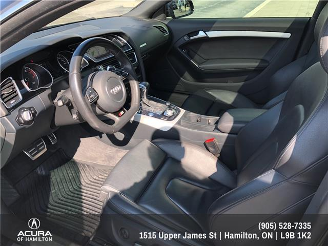 2015 Audi A5 2.0T Technik (Stk: 1500281) in Hamilton - Image 16 of 28