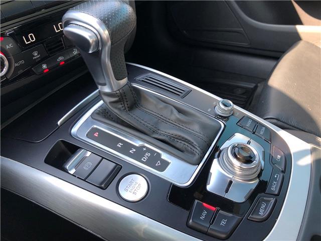 2015 Audi A5 2.0T Technik (Stk: 1500281) in Hamilton - Image 14 of 28