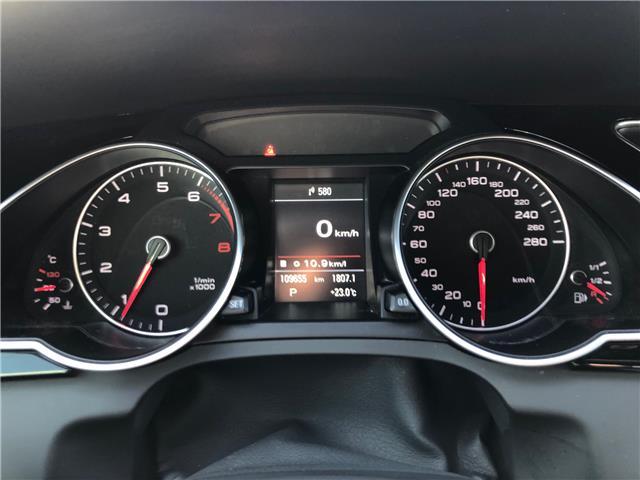 2015 Audi A5 2.0T Technik (Stk: 1500281) in Hamilton - Image 5 of 28
