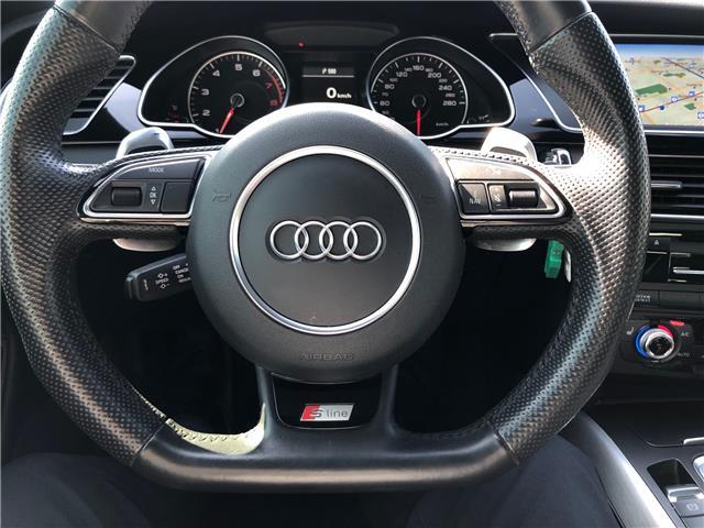 2015 Audi A5 2.0T Technik (Stk: 1500281) in Hamilton - Image 7 of 28