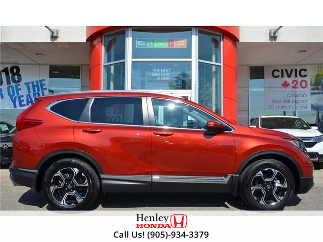 2018 Honda CR-V Touring FULLY LOADED (Stk: B0876) in St. Catharines - Image 2 of 30