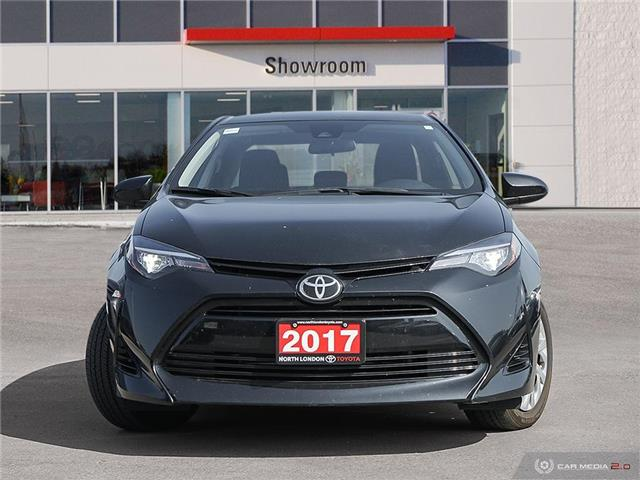 2017 Toyota Corolla LE (Stk: A220077) in London - Image 2 of 27