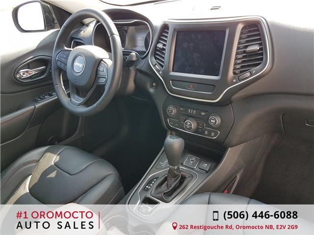 2019 Jeep Cherokee Trailhawk (Stk: 290) in Oromocto - Image 9 of 20