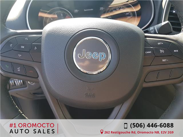 2019 Jeep Cherokee Trailhawk (Stk: 290) in Oromocto - Image 14 of 20