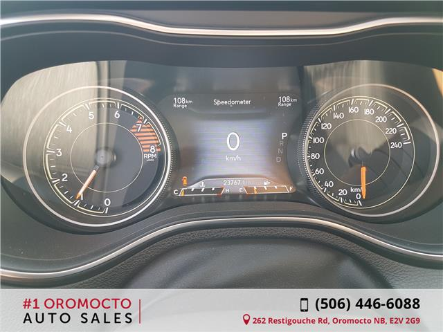 2019 Jeep Cherokee Trailhawk (Stk: 290) in Oromocto - Image 16 of 20