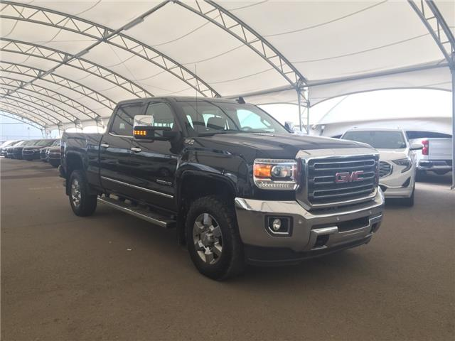 2016 GMC Sierra 2500HD SLT (Stk: 176788) in AIRDRIE - Image 1 of 30