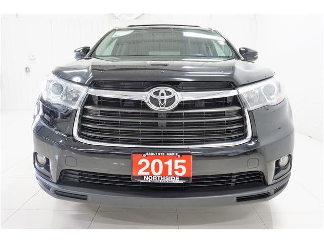 2015 Toyota Highlander Limited (Stk: P5397) in Sault Ste. Marie - Image 2 of 27