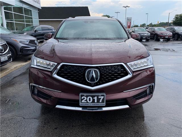 2017 Acura MDX Elite Package (Stk: 1700971) in Hamilton - Image 15 of 31