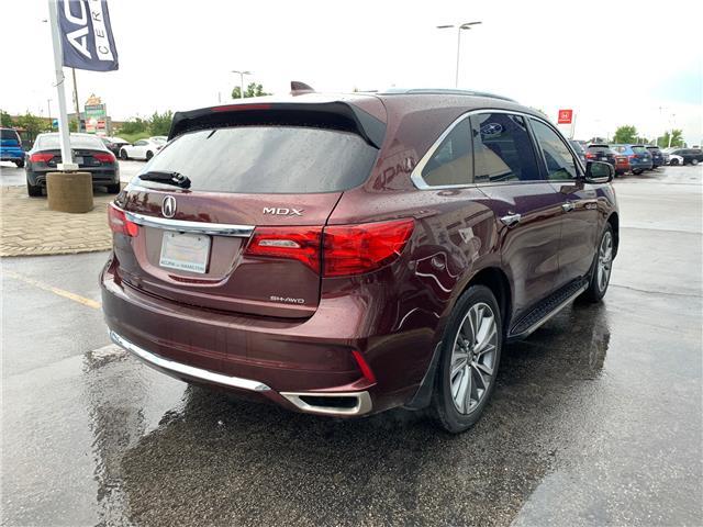 2017 Acura MDX Elite Package (Stk: 1700971) in Hamilton - Image 20 of 31