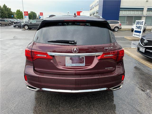2017 Acura MDX Elite Package (Stk: 1700971) in Hamilton - Image 17 of 31