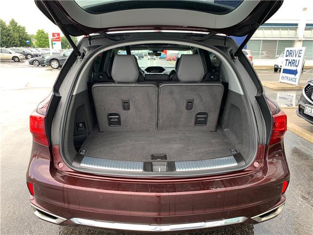 2017 Acura MDX Elite Package (Stk: 1700971) in Hamilton - Image 18 of 31