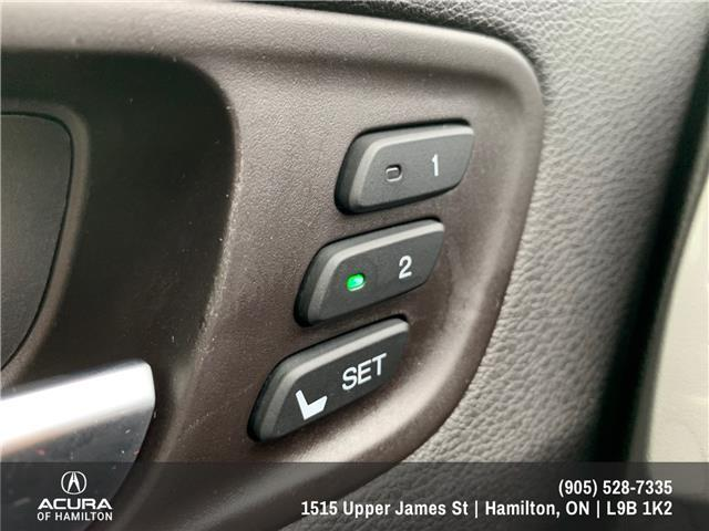2017 Acura MDX Elite Package (Stk: 1700971) in Hamilton - Image 24 of 31