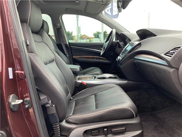 2017 Acura MDX Elite Package (Stk: 1700971) in Hamilton - Image 27 of 31