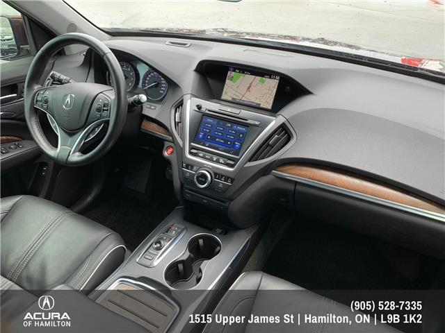 2017 Acura MDX Elite Package (Stk: 1700971) in Hamilton - Image 10 of 31