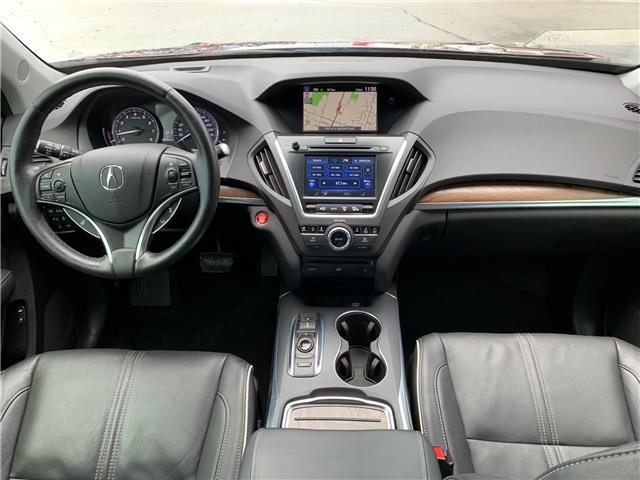 2017 Acura MDX Elite Package (Stk: 1700971) in Hamilton - Image 11 of 31